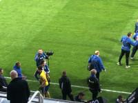 Po meczu Arka Gdynia - Zagłębie Sosnowiec 2:0