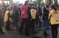 Skrupulatna praca ochrony na gdańskich juwenaliach 2019