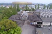 Wyburzenia hal przy stadionie Energa