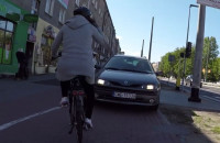 Droga dla pieszych i rowerzystów po gdyńsku