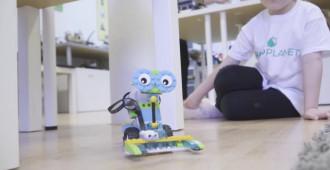 Zajęcia z robotyki ROBOPLANET