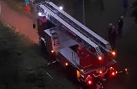 Strażacy na Zaspie