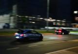 Jak wyglądają nocne wyścigi w Oliwie