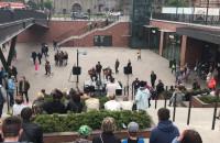 Koncert przed Forum Gdansk