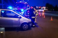 Znów wypadek na skrzyżowaniu al. Zwycięstwa - Stryjska
