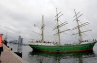 Aleksander von Humboldt II w Gdyni