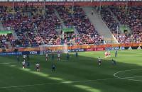 Gol dla Włochów z karnego