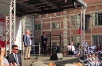 Fragment przemówienia Lecha Wałęsy