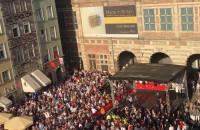 Zakonczenie obchodów Święta Solidarności w Gdańsku 2019