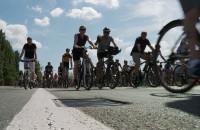 Rowerzyści przejechali przez Trójmiasto