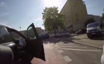 Wolna amerykanka na pasie rowerowym