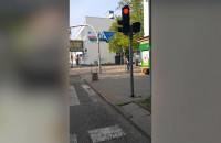 Pętle indukcyjne nie reagują na skutery i rowery