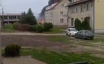 Pożar firmy iglotex w Skórczu