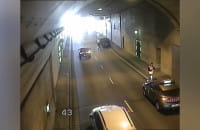 Dlaczego tyle aut zatrzymuje się w tunelu pod Martwą Wisłą?
