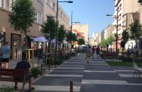 Nowa przestrzeń miejska w Gdyni - woonerf na Abrahama oficjalnie otwarty