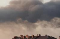 Wielki pożar na Oruni Dolnej 26.06.2019 r.