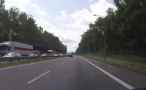 Gdynia: utrzymuje się korek na...
