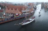 Parada żaglowców na Baltic Sail 2019