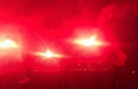 Arka Gdynia Bulwar Nadmorski: race i fajerwerki