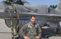 Pilot zaprasza na pokaz lotniczy w Gdyni