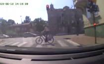 Uwaga, rowerzyści na każdym przejściu