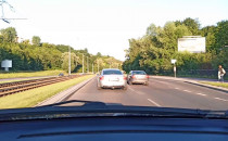 Skrajnie nieodpowiedzialny kierowca na...