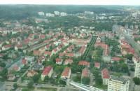 Taras w Olivia Star w Gdańsku: Widok