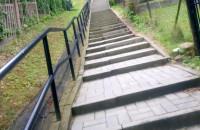 Najdłuższe schody w Małym Kacku