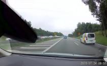 Maleje korek na obwodnicy w kierunku Gdyni