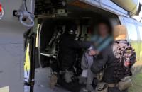 Zatrzymanie podejrzewanych o włamania do bankomatów