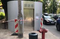 Nowa toaleta publiczna w Sopocie