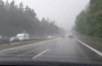 Tragiczne warunki jazdy na obwodnicy