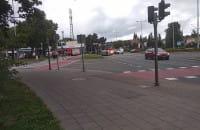 Wypadek skrzyżowanie Chłopskiej