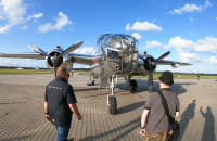 Niesamowite samoloty w Gdyni