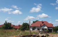 Lata śmigłowiec w kółko nad Straszynem i Rotmanką