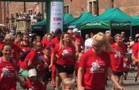 Blisko 1,5 tys. biegaczy w centrum Gdańska