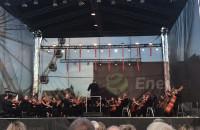 Koncert plenerowy na Ołowiance