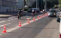 Trwa Ironman, na razie bez korków