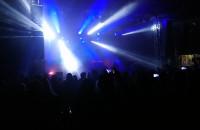 Początek występu Satyricon na Helliad Fest 2019