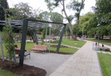 Park Centralny w Gdyni już otwarty dla mieszkańców