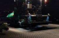 Drugi nocny etap. Roboty drogowe w Gdyni