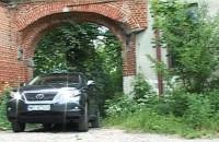 Lexus RX350 -  znikający punkt