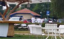 Ewaukacja klientów hotelu Marriott w Sopocie