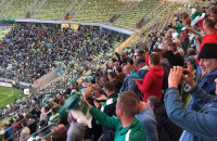 Lechia - Lech. Gol na 1:0
