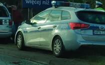 Skutki zderzenia na wjeździe do Gdyni
