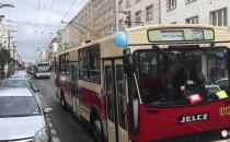 Parada pojazdów ZKM Gdynia z okazji 90 lat...