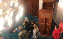 Noc Świątyń w meczecie