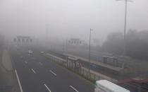 Mgła na Trasie WZ