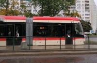 Testy najnowszego tramwaju w Gdańsku