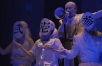 Lalkowy świat w spektaklu Japończyków